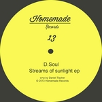 D SOUL - Streams Of Sunlight (Front Cover)