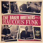 Baker Brothers Vol 3: Raucous Funk (Sample Pack WAV/APPLE/LIVE/REASON)
