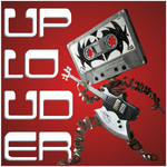 MICHAEL POLYXONIC & MC BASSBARAS - Up Louder (Front Cover)
