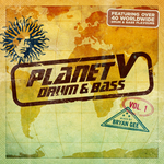 Planet V - Drum & Bass Vol 1 (Mixed By Bryan Gee)