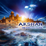 AKSHAN - The Rise Of Atlantis (Front Cover)
