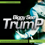 BIGGY SEE - Trump (Extended Edit) (Front Cover)