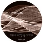 KWARTZ/QUORUM ONE/INAKI KREATOR - The Nighttime Planet Vol 3 (Front Cover)