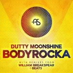 DUTTY MOONSHINE - Bodyrocka (Front Cover)