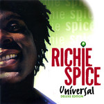 RICHIE SPICE - Universal (deluxe edition) (Front Cover)