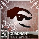QUADRANT - Solar Wind EP (Front Cover)