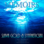SLAVA GOLD/SYNTHETICSAX - Memoirs (Front Cover)