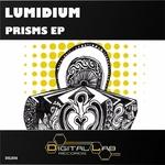 LUMIDIUM - Prisms EP (Front Cover)