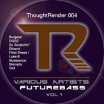 VARIOUS - Futurebass Vol 1 (Front Cover)
