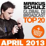 Global DJ Broadcast Top 20 April 2013