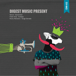 NERUB/FRESH ANDY/ROCKY MARSIANO - Digest Music Vol 2 (Front Cover)