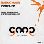 MAOR, Barak - Dooka EP (Front Cover)