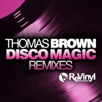 Disco Magic (Remixes)