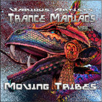 VARIOUS - Trance Maniacs: Moving Tribes Vol 1 (Front Cover)