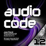 FLECK, Jan - Transmitter EP (Front Cover)
