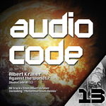 KRANER, Albert - Against The World EP (Front Cover)