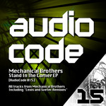 MECHANICAL BROTHERS - Stand In The Corner EP (Front Cover)