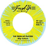 FRESH UP PLAYERS - Blip Culture (Front Cover)