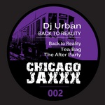 DJ URBAN - Back To Reality (Front Cover)