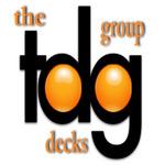DECKS GROUP ALLSTARS, The - Decks Edits 1 (Back Cover)