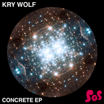 KRY WOLF - Concrete (Front Cover)
