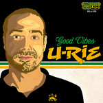 U RIE - Good Vibes (Front Cover)