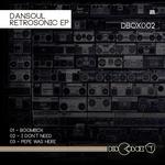 DANSOUL - Retrosonic EP (Front Cover)