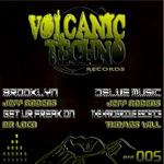 Volcanic Techno 005