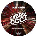 ROCCA, Gabriel - Last Night (Front Cover)