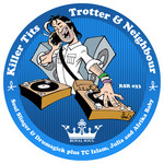 TROTTER/NEIGHBOUR - Killer Tits (Front Cover)