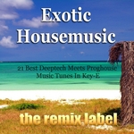 Exotic Housemusic (Best Deeptech Meets Proghouse Music Tunes In Key E)