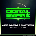 AUDIO OVA DRIVE/DUO SYSTEMS - Put A Spell On You EP (Front Cover)
