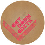 VARIOUS - Get Down Edits Vol 4 (Front Cover)