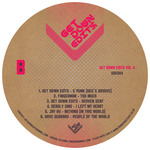 VARIOUS - Get Down Edits Vol 4 (Back Cover)