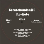 CHEWY RUBS - Presenting ScratchandSniff (Front Cover)