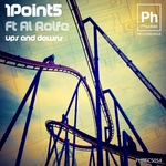 1POINT5 feat AL ROLFE - Ups & Downs (Front Cover)