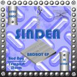 SINDEN - Badboy EP (Front Cover)