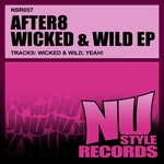 AFTER8 - Wicked & Wild EP (Front Cover)