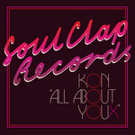KON - All About Youx EP (Front Cover)