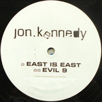 KENNEDY, Jon - East Is East (Front Cover)