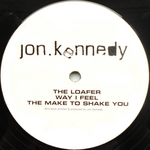 KENNEDY, Jon - The Loafer (Front Cover)