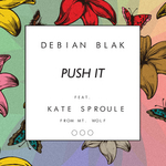 BLAK, Debian - Push It (Front Cover)