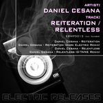 CESANA, Daniel - Reiteration & Relentless (Front Cover)