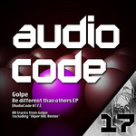 GOLPE - Be Different Than Others EP (Front Cover)
