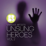VARIOUS - Unsung Heroes Vol 2 (Front Cover)