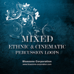 Mixed Ethnic and Cinematic Percussion Loops (Sample Pack WAV/AIFF)