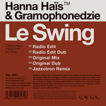 HAIS, Hanna/GRAMOPHONEZIE - Le Swing (Front Cover)