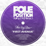 BLACK MAGIC DISCO - First Avenue (The remixes) (Front Cover)