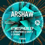 ARSHAW - Atmosphere (Front Cover)