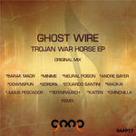 GHOST WIRE - Trojan War Horse EP (Front Cover)